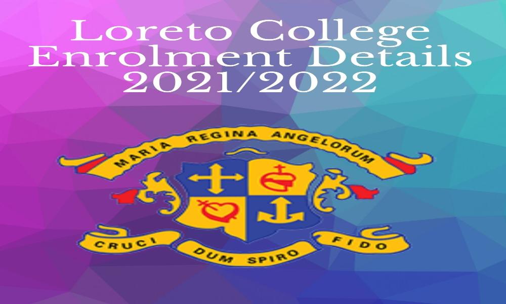 Admissions/Student Enrolment Information 2021/2022
