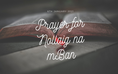 Prayer for Nollaig na mBan
