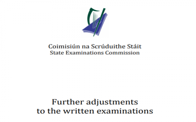Changes to the 2021 State Examinations for Leaving Certificate Students