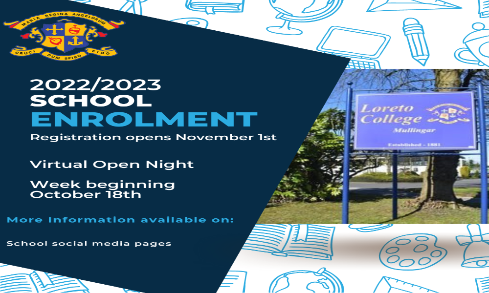 Enrolment Information 2022/2023